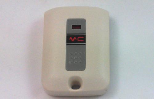 1082 Stanley Linear One Button Garage Gate Remote Transmitter MCS108210