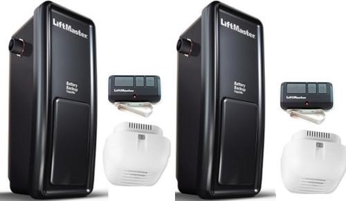 8500 2-Pack LiftMaster Elite Series Garage Door Opener
