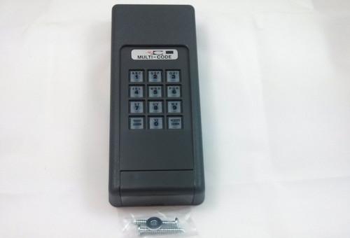 Linear Multi-Code 4200 - Keyless Entry Keypad for garage door opener Frequency 300mhz