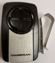 Clicker KLIK3U-SS Chamberlain Universal 2-Button Garage Door Remote
