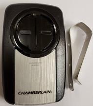 Clicker KLIK3U-SS Chamberlain Universal 2-Button Garage Door Remote