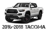 16-18 Tacoma Upgrades