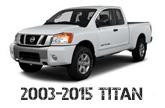 2003 Titan Upgrades
