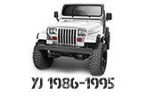 Jeep Wrangler YJ Upgrades