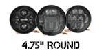 4.75 Sealed Beam Headlight Options