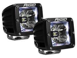 Rigid Industries Radiance Pod White Backlight