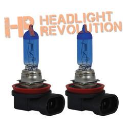 Vision X H11 80 WATT Headlight Bulb Set