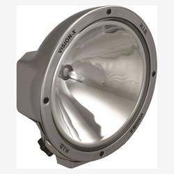 "Vision X 8.7"" ROUND CHROME 35 WATT HID SPOT LAMP"