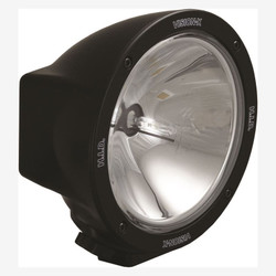 "Vision X 6.7"" ROUND BLACK 50 WATT HID SPOT LAMP"