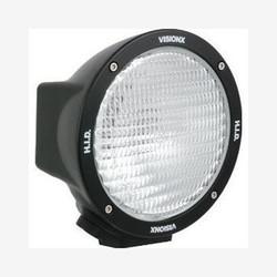 "Vision X 6.7"" ROUND BLACK 50 WATT HID FLOOD LAMP"