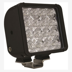 """Vision X 6"""" XMITTER DOUBLE BAR BLACK 16 3W LED'S EURO"""
