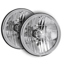 """Vision X 6"""" Round Headlight Housing REPLACEMENT [H5001/H5006]"""