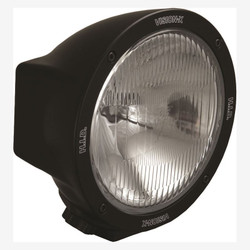 "Vision X 5"" ROUND BLACK 35 WATT HID EURO LAMP"