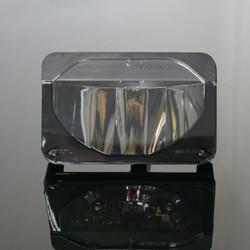 "Truck-Lite 27645C 4x6"" High Beam LED Headlight Housing"