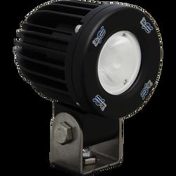 "Vision X 2"" SOLSTICE SOLO PRIME BLACK 10W LED 40 degree WIDE"