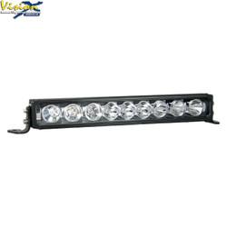 "Vision X 19"" XPR 10-WATT LIGHT BAR 9 LED MIXED BEAM"