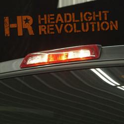 2007 - 2018 Toyota Tundra LED 3rd Brake Light Bulb Upgrade