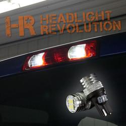 2009 - 2017 Dodge Ram LED Cargo Lights Bulb Upgrade