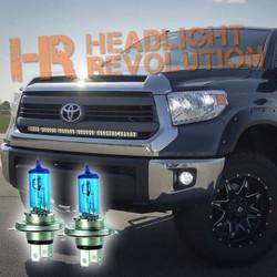 2014 - 2017 Toyota Tundra Vision X Halogen Headlight Bulbs