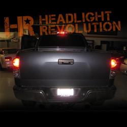 2007 - 2013 Toyota Tundra Brake Lights / Park Lights LED Bulb Upgrade Kit