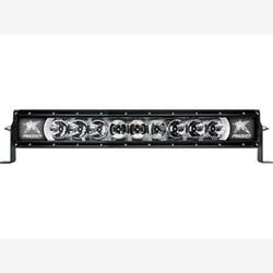 "Rigid Industries 220003 20"" Radiance Backlight Light Bar, White"