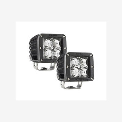 Rigid Industries 20221EM E-Mark Dually Spot Light - Pair
