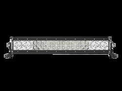 "Rigid Industries 120313 E-Series 20"" LED Spot/Flood Combo Light Bar"