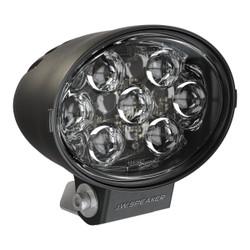 "JW Speaker Model TS3001V Pencil Beam LED 7""x5"" Oval Auxiliary Light"
