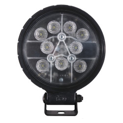 JW Speaker Model 680 XD - 12-24V LED Work Light with Spot Beam Pattern