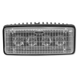 JW Speaker Model 6048 12-24V LED Auxilary Light with Spot Beam Pattern