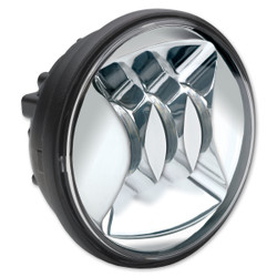 "JW Speaker Model 6045 4.5"" 12V LED PAR36 Fog Light Chrome"