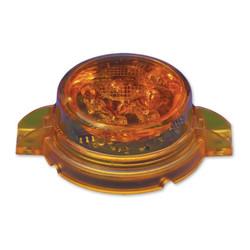 JW Speaker Model 146-12/48V Amber Warning Lamp