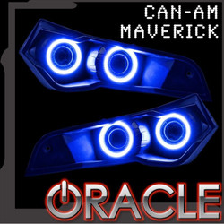 Oracle Can-Am Maverick ORACLE LED Halo Kit