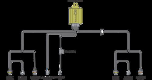 9003 Bulb Wiring Diagram - Wiring Diagram Schematic Name on ac switch wiring diagram, dimmer switch wiring diagram, electric fan thermostat wiring diagram, fan switch wiring diagram,