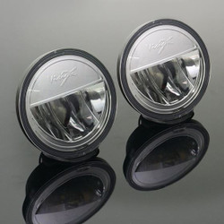 "Vision X 4.5"" Round PAR36 Chrome Vortex LED Lights - Pair"