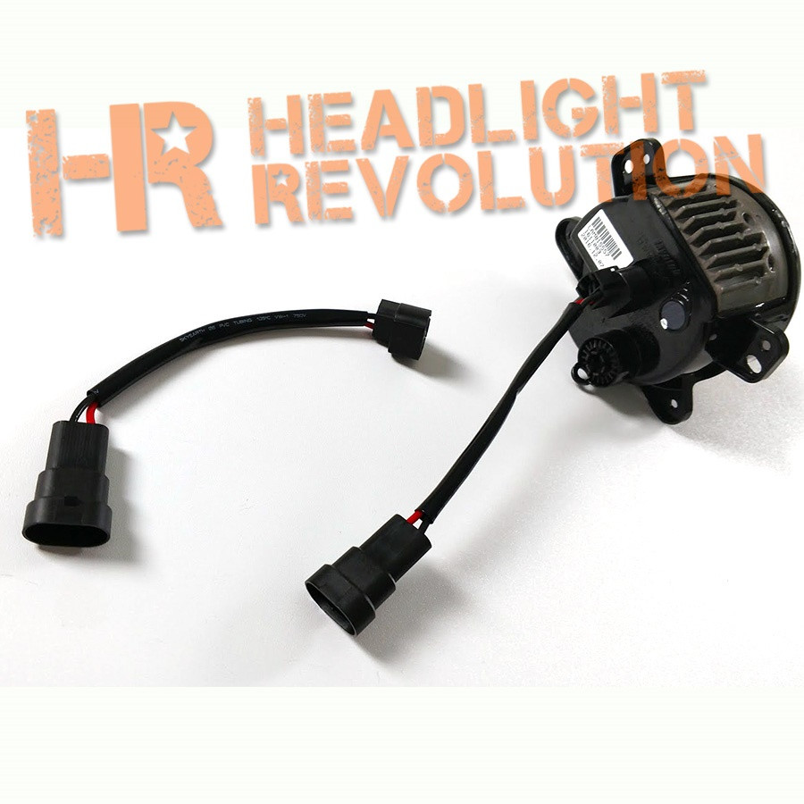 Headlight Revolution 9005 Male To 2504 Female Adapter Wire Harnesses 1972 Ford Maverick Wiring Harness Kits