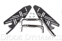 Diode Dynamics 2017+ Ford Raptor Fog Light Brackets