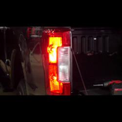 2017+ Ford F250 F350 Super Duty LED Tail Light Bulbs Upgrade Kit (4 Bulbs)