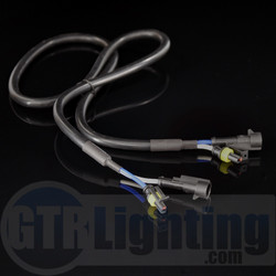 "GTR Lighting Ballast Output Extension Cable (40"" Long)"
