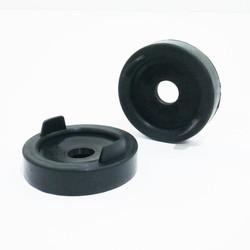 GTR Lighting 88mm Rubber Push-On Style Dust Cover Caps for LED Headlight Bulbs