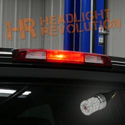 2003 - 2015 Nissan Titan LED Third Brake Light Upgrade