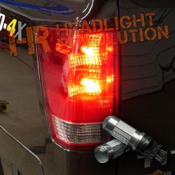 2003 - 2015 Nissan Titan LED Rear Turn Signal Bulb Kit