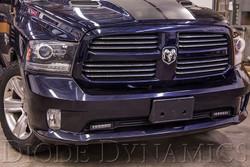 Diode Dynamics 2013+ Ram Sport/Express Wide LED Driving Light Kit
