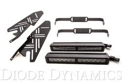 Diode Dynamics 2017+ Ford Raptor SS12 LED Fog Lightbar Kit