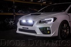Diode Dynamics 2015-2017 Subaru WRX/STi White LED Driving Light Kit