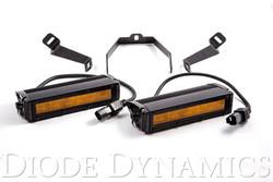Diode Dynamics 2015-2017 Subaru WRX/STi Amber LED Driving Light Kit