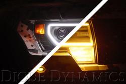 Diode Dynamics 2013-2014 F-150 Raptor Switchback LED Halos
