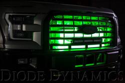 Diode Dynamics Multicolor (RGB) Grille LED Kit