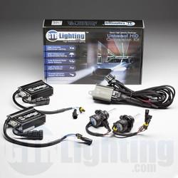GTR Lighting 55w Pro Dual Beam HID Conversion Kit - 3rd Generation