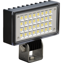 """Vision X 3.4"""" Utility LED Flood Light - WHITE"""